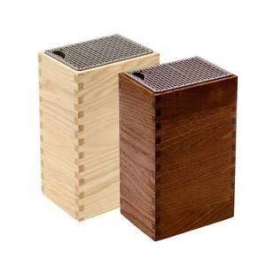Legnoart Mistery box Portacoltelli legno Design Italiano