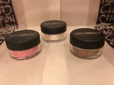 MICA BEAUTY COSMETICS EYE SHADOW SHIMMER POWDER(DIFFERENCE,ICICLE,NATURE)