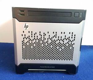 HP Proliant MicroServer Gen 8 - 8GB DDR3L RAM - 4TB HDD - Intel Celeron G1610T