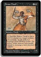 THRULL CORAZZA - ARMOR THRULL (SCOTT KIRSCHNER) Magic FEM Mint