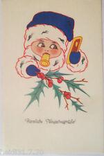 """""""Weihnachten, Kinder, Schneeanzug, Disteln, Lebkuchen"""" 1930 ♥   (7640)"""
