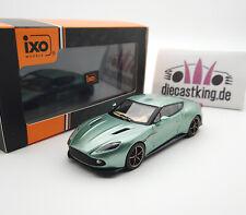 Aston Martin V12 Vanquish Zagato grün metallic 1:43 IXO