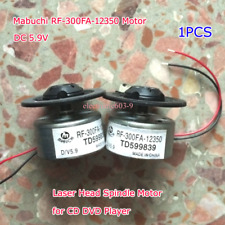 Mabuchi RF-300FA-12350 DC 5.9V Laser Head Spindle Motor for CD DVD Player
