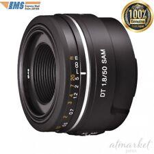 SONY SAL50F18 single focus Lens Standard DT 50mm F1.8 SAM APS-C from JAPAN EMS