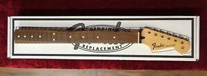 Fender Standard Series Strat Stratocaster Maple Neck, Pau Ferro Fingerboard #734
