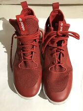 Adidas Tubular Mens Shoes 12 October Red High Tops Breathable Runners Sneakers