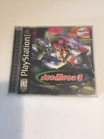 Jet Moto 3 (Sony PlayStation 1, 1999)   Tested Fast Shipping