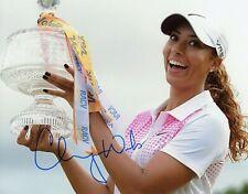 Cheyenne Woods Autographed Signed LPGA 8x10 Photo B