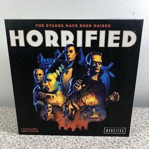 Ravensburger Horrified Universal Monsters Strategy Board Game Halloween New NIB