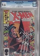 UNCANNY X-MEN #211 CGC 9.6