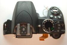 cubierta FREEPOST vendedor Reino Unido Original Nueva Nikon D80 Trasera Grip De Goma pieza de reparación