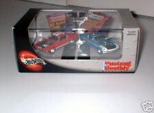 HOT WHEELS MANUFACTURER SERIES SHELBY GT500,GT 2