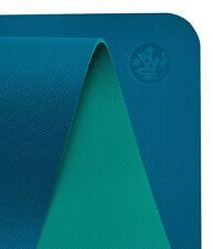 Manduka Welcome 5mm Harbour Yoga Mat Grippy Texture Lightweight Eco Friendly