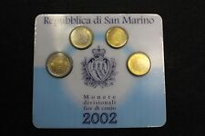 2002 SAN MARINO MINIKIT IN CONFEZIONE UFFICIALE FDC BU
