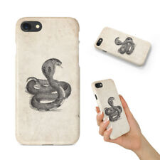 Cobra serpiente teléfono duro funda para Apple iPhone