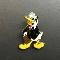 WDW Cast Exclusive 2006 Pin Party Donald Duck in Business Suit Disney Pin 44833