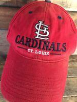 St Louis CARDINALS Baseball MLB Adjustable Adult Hat Cap