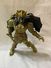 """Bandai Goldar Mighty Morphin Power Rangers 6"""" Action Figure 1994 with Sword"""