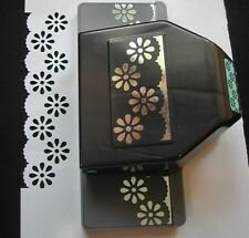 EK large Daisy Border Paper Punch for Scrapbooking Cardmaking