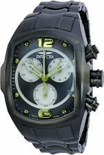 @NEW Invicta Tonneau Lupah Revolution Swiss Made Chronograph on Bracelet 90069