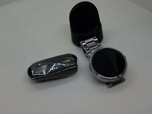 Motorola Moto 360 1st Gen Smartwatch - Light metal      silver