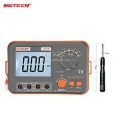 NKTECH NK70B Digital Multimeter Multimetro Diagnostic-tool Milliohm 4 Wire Meter