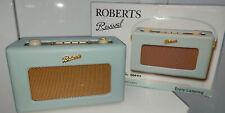 ROBERTS - Revival RD60 FM/DAB Digital Radio - Retro 50s Style - Duck Egg