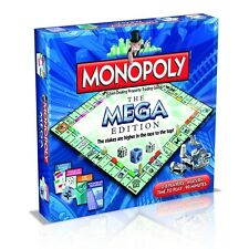 MEGA Monopoly Familia Juego de mesa - Edición