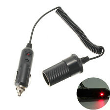 1.2m Car Cigarette Cigar Lighter Extension Cord Cable Socket Cord Adapter