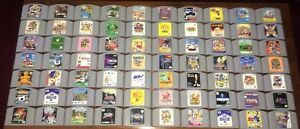 Nintendo 64 Japan Games Fun Pick and Choose N64 Video Games Updated 2/15/21