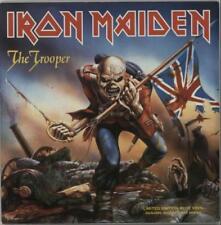 "NEW! Iron Maiden-The soldat 7"" blue vinyle + Tour Poster Pochette"
