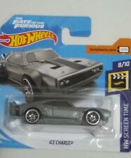 Dodge Charger Ice - HOT WHEELS - Fast & Furious