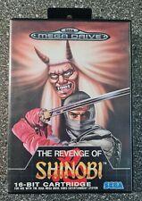 SEGA MEGA DRIVE /  THE REVENGE OF SHINOBI *Top Zustand #sega