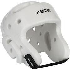 Century Kids Martial Arts Student Sparring Headgear - White - karate taekwondo