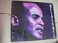 Harry Belafonte 1960's tour program