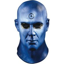 Dr. Manhattan Deluxe Costume Mask The Watchmen Adult Mens Superhero Halloween