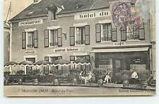 MEREVILLE - Hôtel du Parc - Gauron Loiseau