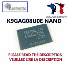 K9GAG08U0E-SCB0 K9GAG08U0E TSOP48 / Non programmé (vierge) Blank Non Programmed