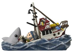Jaws - Jaws Eating Quint & Orca Boat Movie Moments Funko Pop! ***PRE-ORDER**