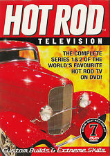 HOT ROD TELEVISION Complete Series 1 & 2 * NEW & SEALED * Region 0 (Plays on any