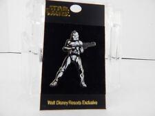 Walt Disney Resorts Exclusive Star Wars Storm Trooper Pin New
