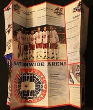 2015 NHL All-Star Game FAN GUIDE Weekend Columbus Blue Jackets Nationwide Arena