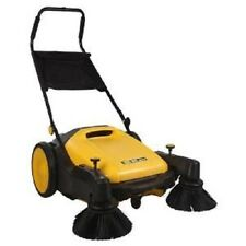 Texas MS 920 push sweeper. tennis courts sweeper,ideal for warehouse floors, pat