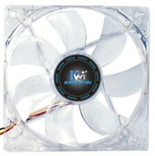Kingwin CFY-012LB 120mm Yellow LED Case Fan 3/4 PIN