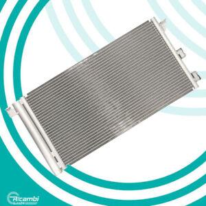 Condensatore Radiatore Aria Condizionata Fiat Panda 2003 - 2012 con essiccatore