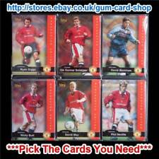 Manchester United Futera Soccer Trading Cards