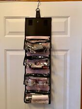 Mary Kay Travel Roll-Up Cosmetic Bag/Hanger (with no product)