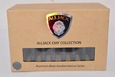 NEW ALLJACK CMF Collection, Aluminum Black Anodize Hairline Series, AL6061