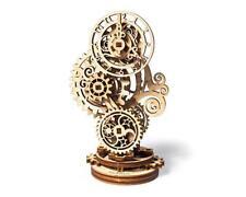 UTG0060 UGears Steampunk Clock Wooden 3D Model Kit