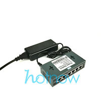 15V 75W 6 Ports Passive PoE Injector Ethernet Switch for Ubiquiti Mikrotik sPoE